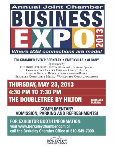 2013 Annual Joint Chamber Business Expo - The E'ville Eye Community ...