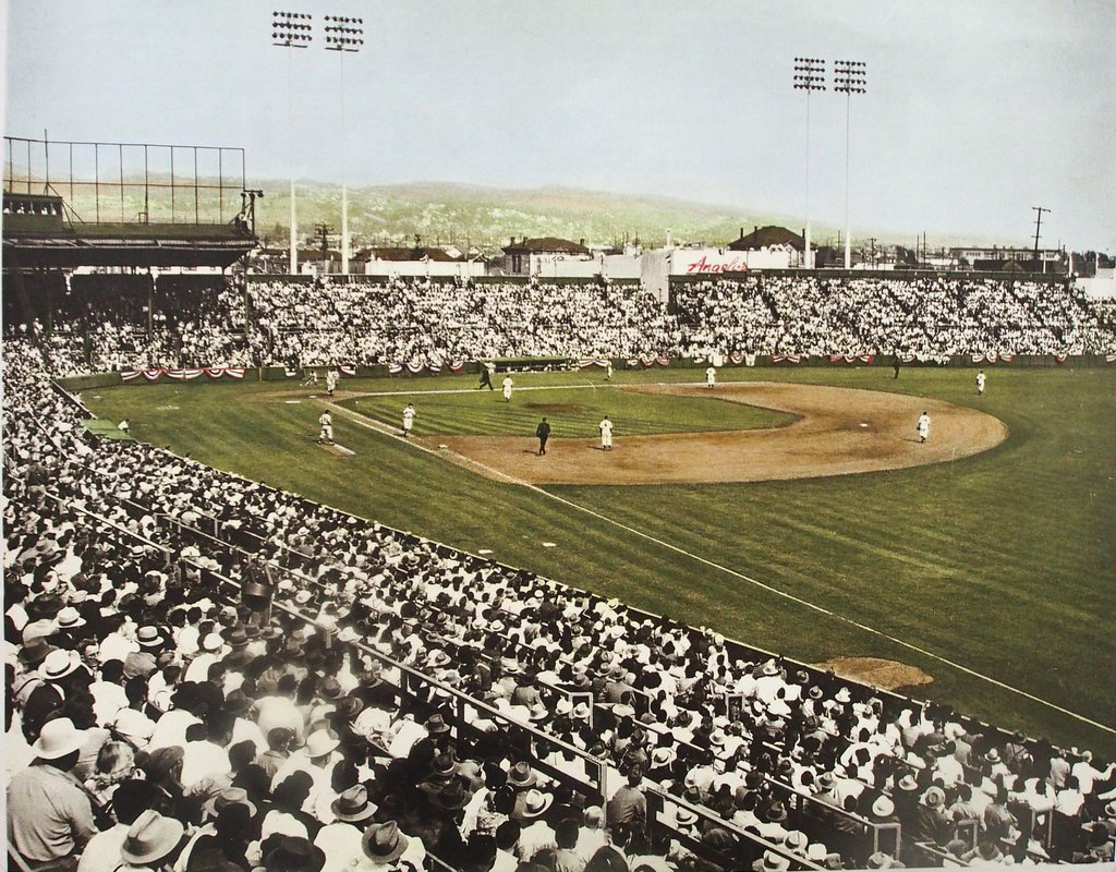 Pacific Coast League Baseball In Emeryville The History