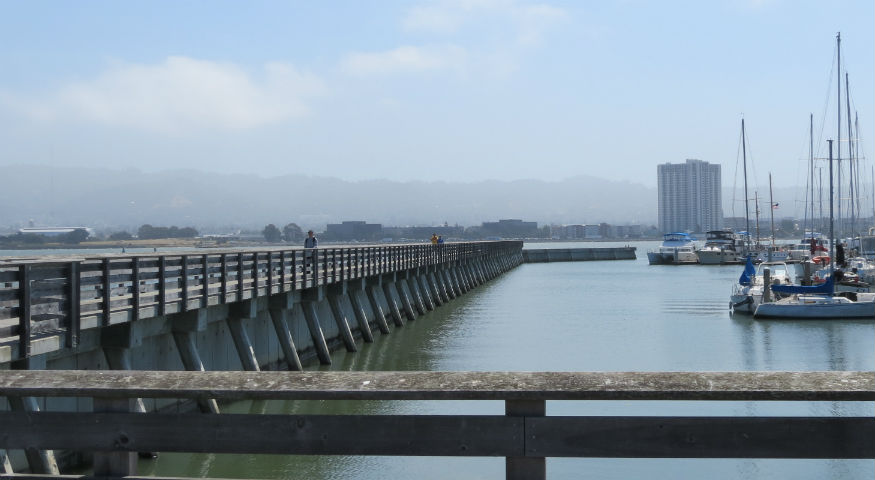 EmeryvilleFishingPier